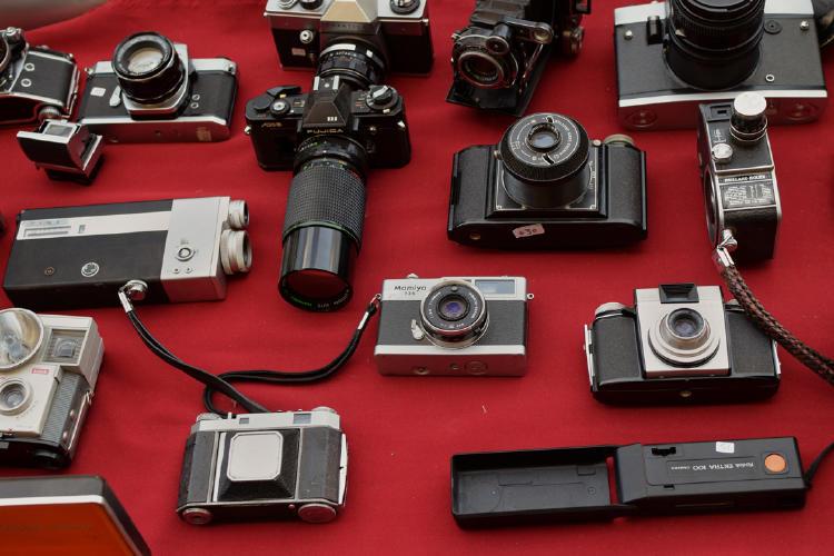 Polaroid y Kodak