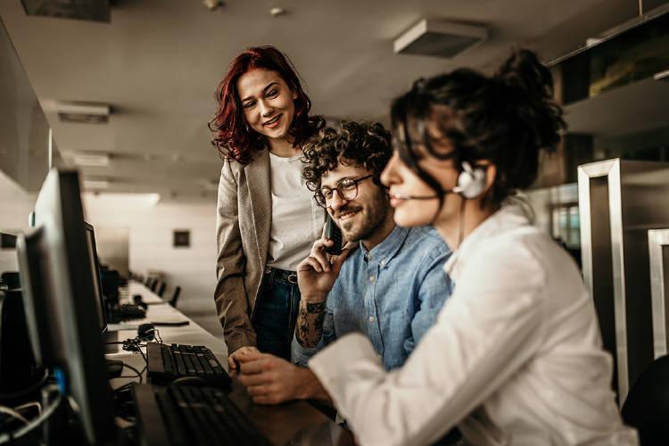 Atención al cliente Customer Experience Call Center Tecnología