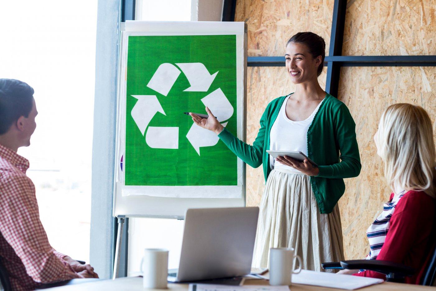 política-reciclaje-empresas