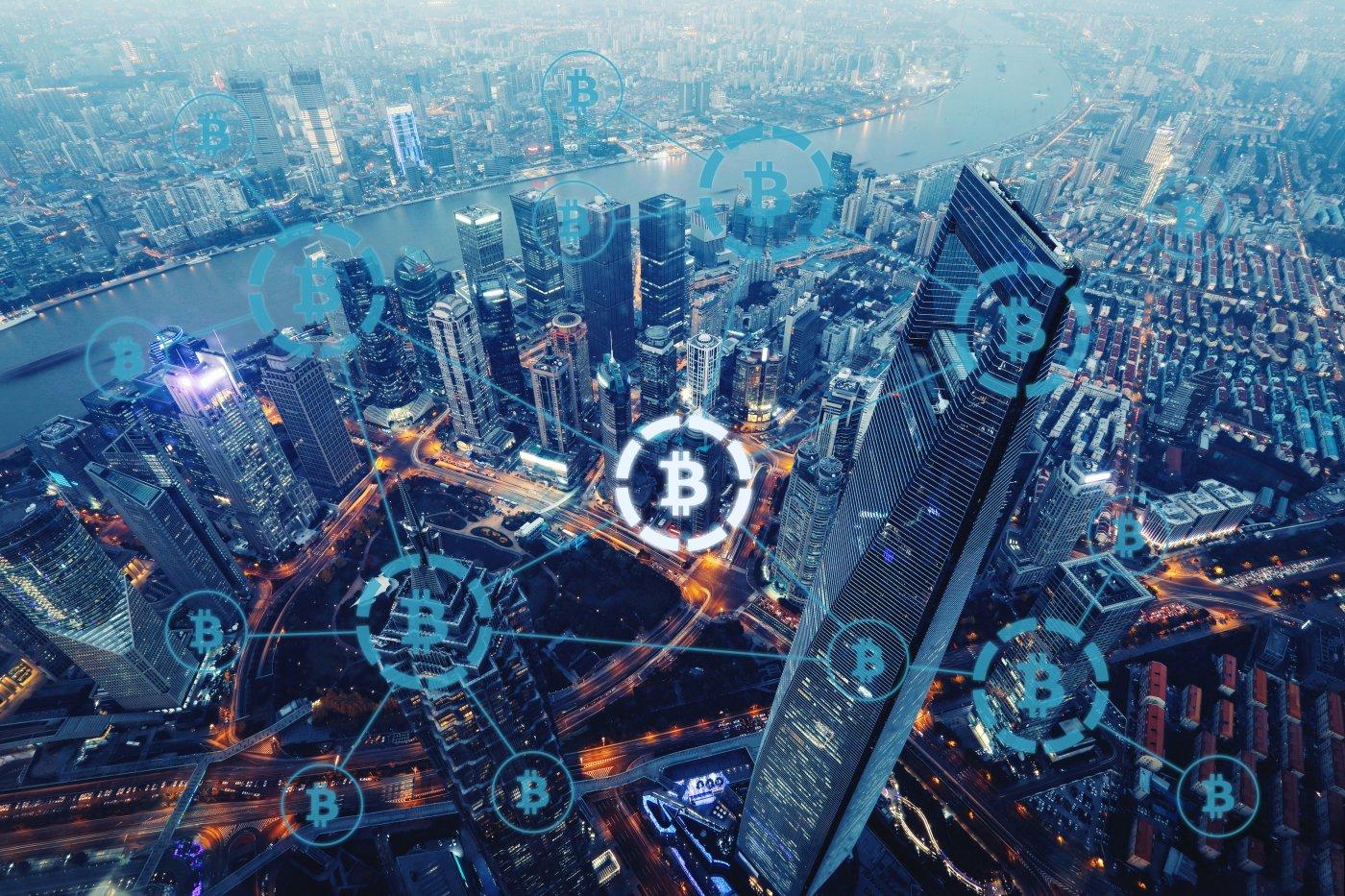 criptomonedas-monedas-virtuales-ciudad